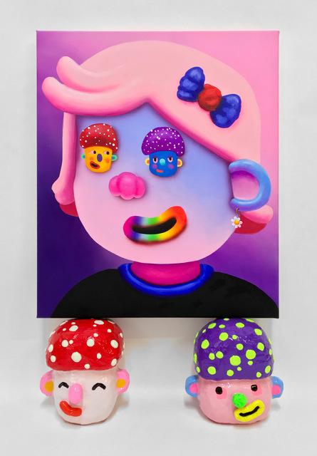 Super Future Kid, 'Shittake Fete', 2019, Mindy Solomon Gallery