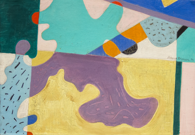 , 'Cloud Shadow with California Delta,' 1974, Studio Shop Gallery