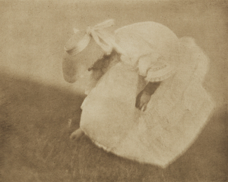 Heinrich Kuehn, 'On The Hillside (A Study Of Values),' ca. 1910, Phillips: The Odyssey of Collecting