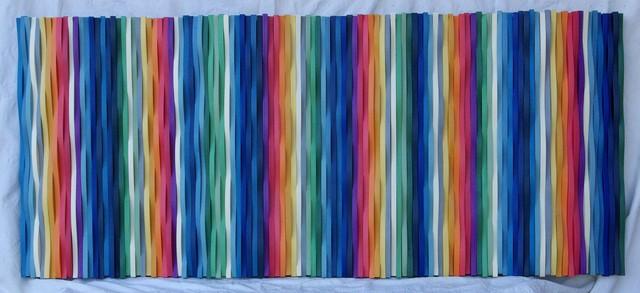 , 'Sinfonia Colorata,' 2018, Vail International Gallery