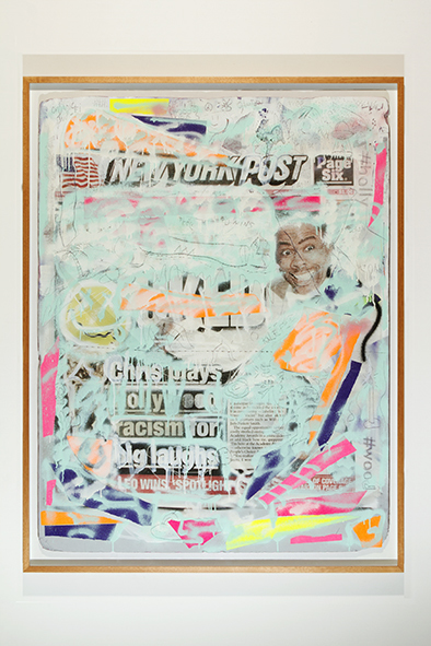 , '#OscarsSoWhite2016,' 2016, Galería Tiro Al Blanco