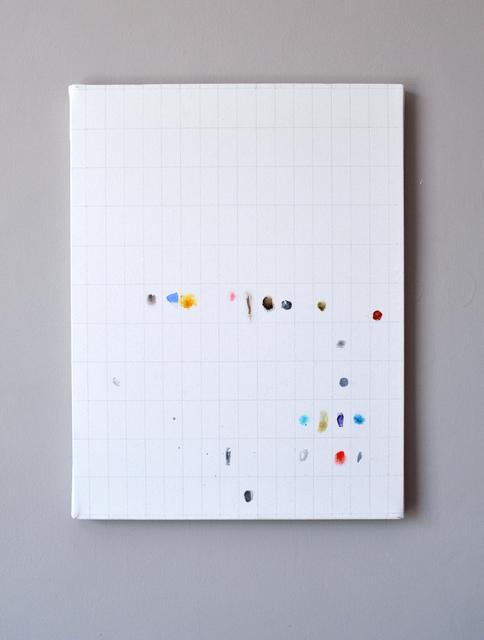 , 'Yearbook: Grid 4,' 2016, Josée Bienvenu