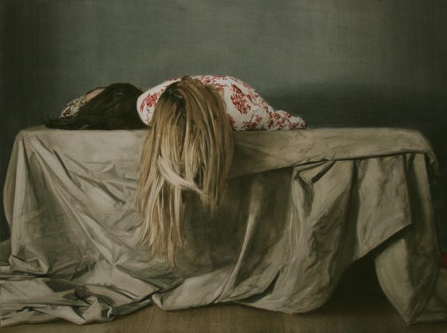 , 'Lo Desnarrado,' 2016, Espacio Mínimo
