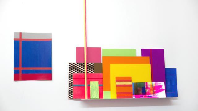 , 'Bild Objekt #12,' 2016, Johannes Vogt Gallery