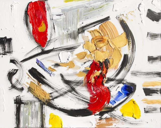 , 'Jump Start,' 2015, Samuel Lynne Galleries