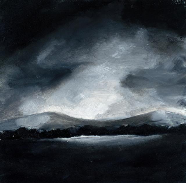 Wladymir Bernechea, 'Antes de la Tormenta', 2020, Painting, Oil on canvas, Isabel Croxatto Galería