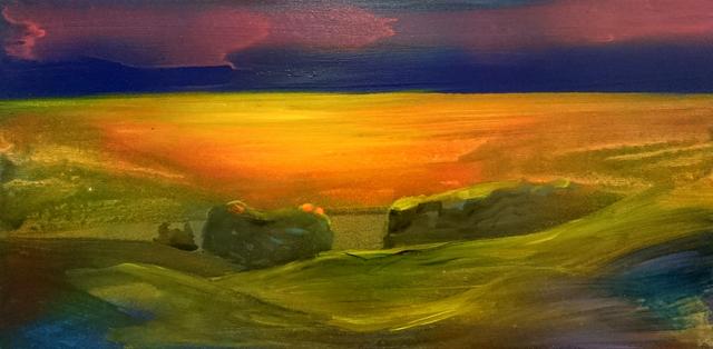 , 'Field of Dreams,' 2016, Galerie Sandhofer