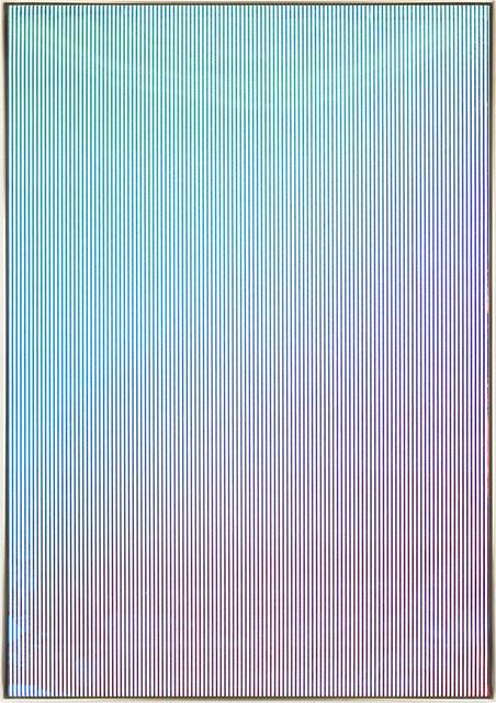 , 'RGB 2490 ,' 2018, Galerie Parisa Kind