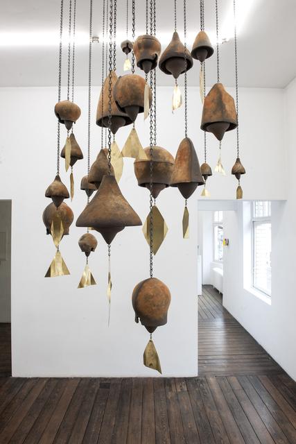 , '21 incomplete Soleri Windbells,' , Meessen De Clercq