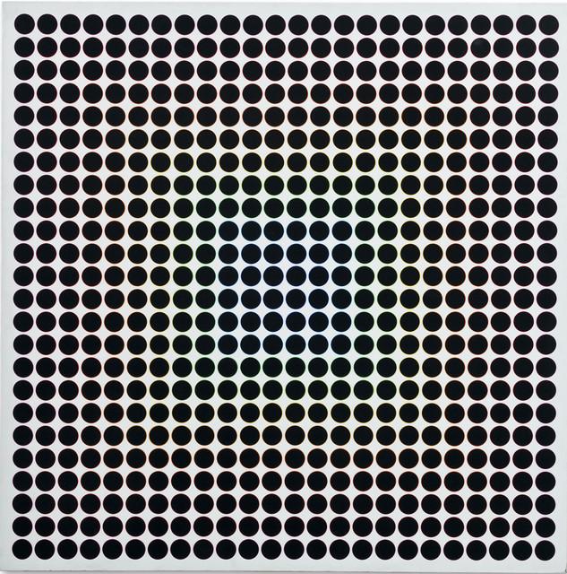 , 'Chromatisation,' 1960, Galerie Hans Mayer