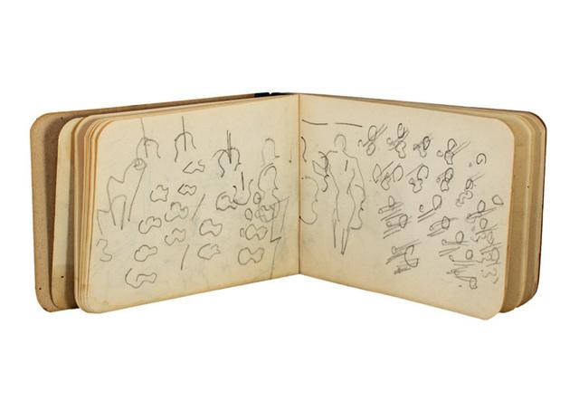 , 'The Orchestra,' 1934, David Barnett Gallery