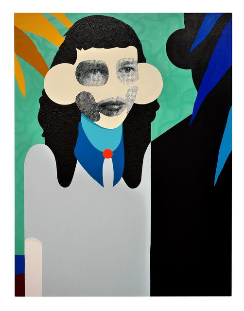 , 'Demios Your Guiding Light,' 2016, Allouche Gallery