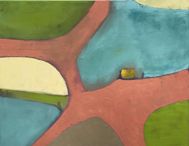 Rita Moreno, 'Caminos', 2018, Painting, Oil on canvas, ENCANT
