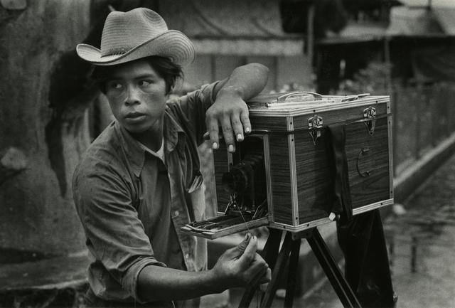 , 'Juan Gonzalez,' ca. 1970, Deborah Bell Photographs