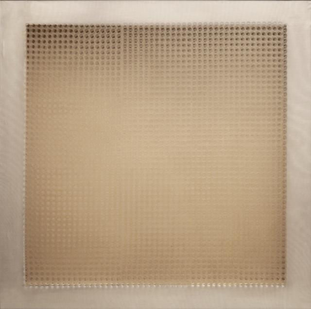 , 'Volume a moduli sfasati,' 1960, Sperone Westwater