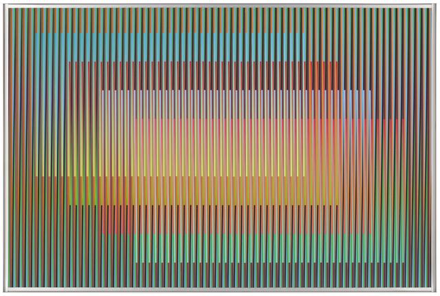 , 'Physichromie 1738 - peça única,' 2011, Espaço Eliana Benchimol