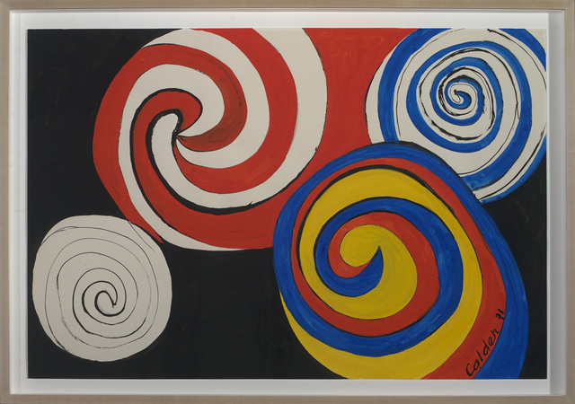 , 'Eclosions,' 1971, William Shearburn Gallery