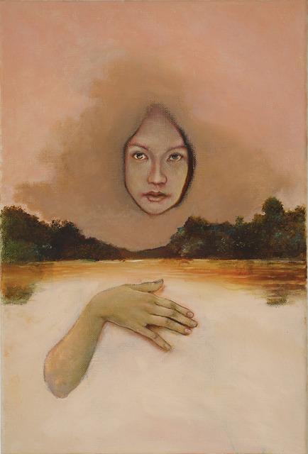 , 'Something in the Clouds,' 2011, MIYAKO YOSHINAGA