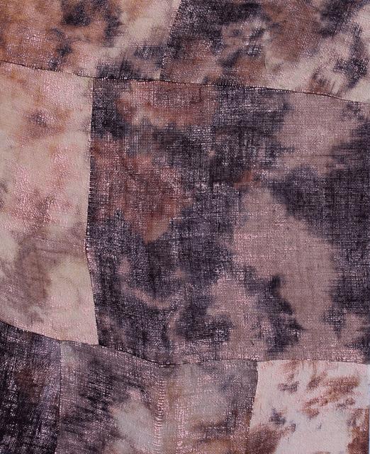 , 'Porosity (Pink and Brown),' 2015, James Harris Gallery