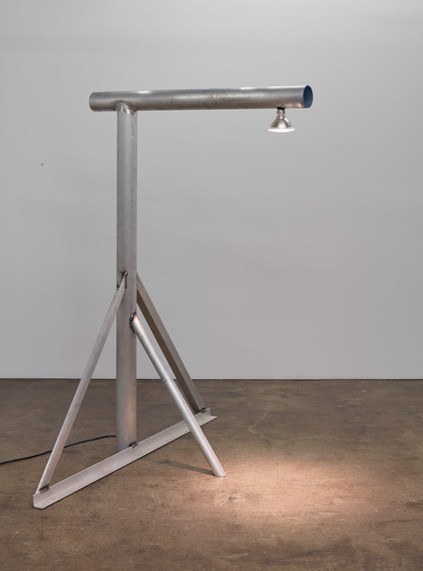 , 'Lamp,' 2014, Maccarone