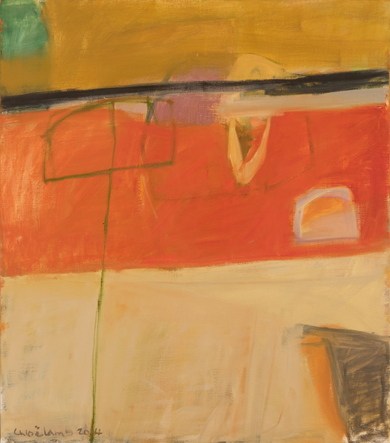 , 'May Afternoon,' 2014, Hollis Taggart Galleries