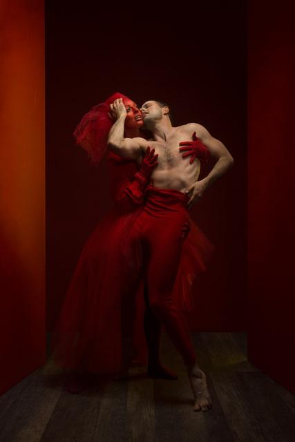 , 'Petite mort en rouge,' 2016, Tambaran