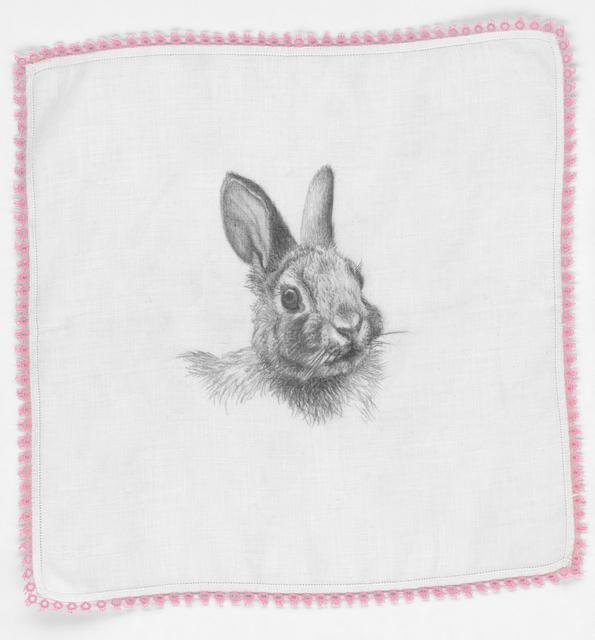 Constance Edwards Scopelitis, 'God Is In Clean Laundry: Rabbit', 2019, Garvey | Simon