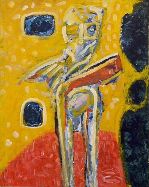 , 'Zealot,' 2018, Asher Grey Gallery