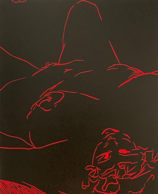 """Tina Fuentes, '""""Deseo"""" from """"Las Mujeres Hablan""""', 1989, J. Cacciola Gallery"""
