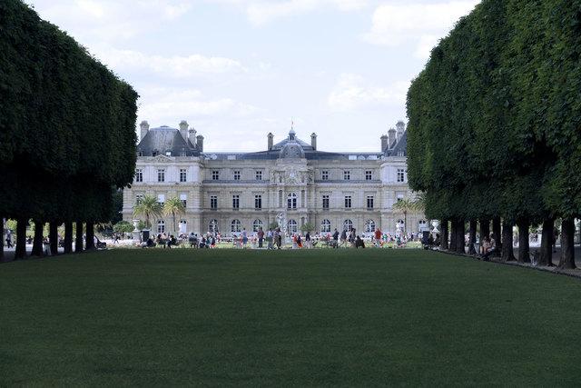 , 'Jardin du Luxembourg,' , ArtStar