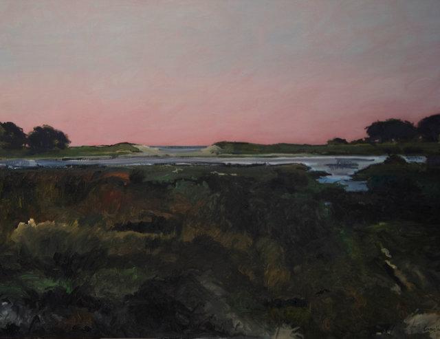 , 'Sag Pond Twilight,' ca. 2018, MM Fine Art