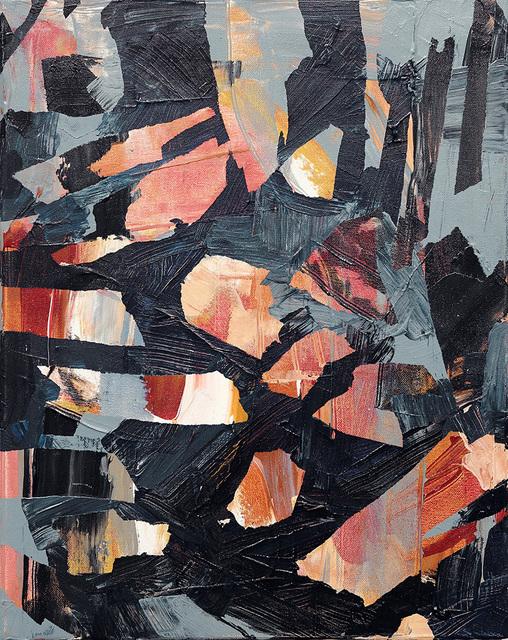 , 'Abstract No. 44,' 2018, GRAFO Gallery