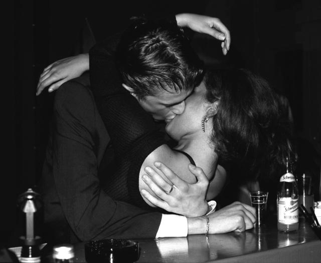 , 'Berlin Kiss,' 1996, Holden Luntz Gallery