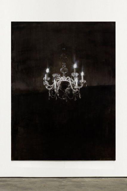 , 'Chandelier 3,' 2013, Wentrup
