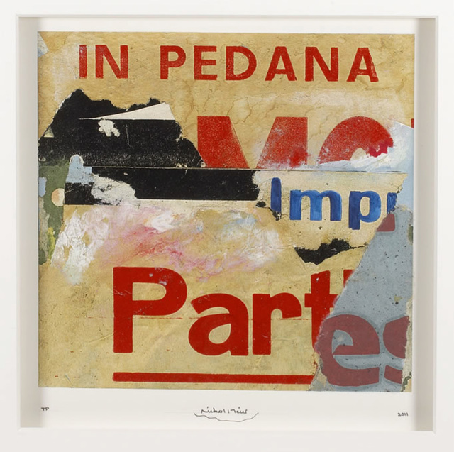 , 'In Pedana,' 2011, IFAC Arts