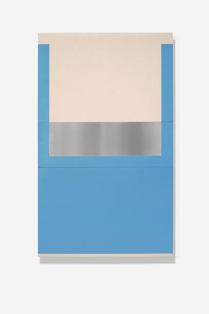 , 'Blue (three panels),' 2018, SILAS VON MORISSE gallery