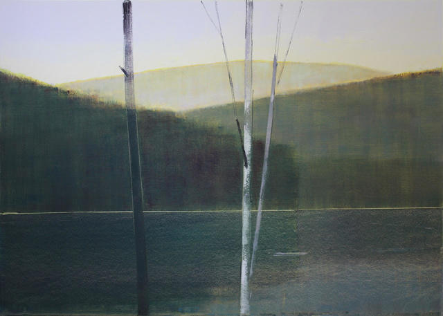 Stephen Pentak, '2019,VII.IV', 2019, Kathryn Markel Fine Arts