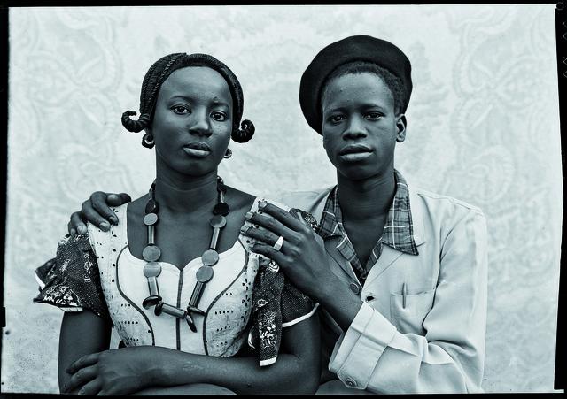 , 'Malian couples,' 1949, RMN Grand Palais