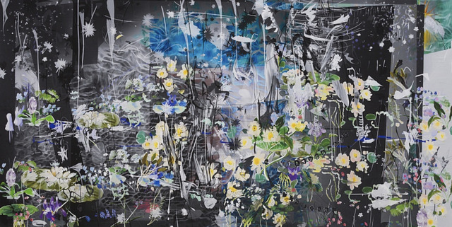 , 'Speed with Keanu elena de lisser map home,' , Brintz Gallery
