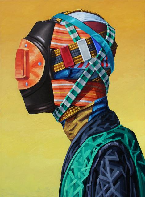 , 'Passenger,' 2014, Greg Thompson Fine Art