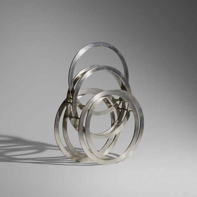 Lillian Florsheim, 'Untitled (Stacking form, R1)', c. 1980, Wright