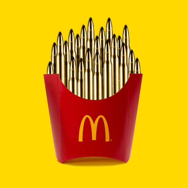 , 'Freedom Fries,' 2017, design art concepts