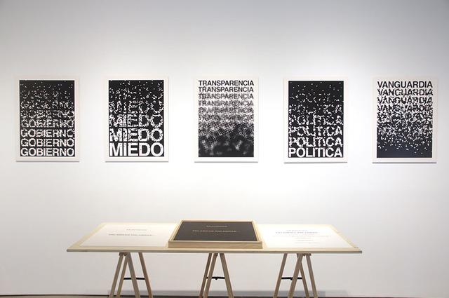 , 'Palabras, Palabras,' 2017, Kent Fine Art