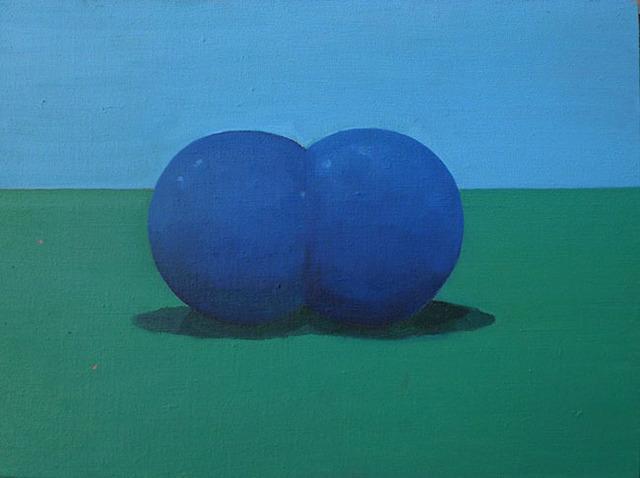 , 'Two Sphere 两个球体,' 2015, Vanguard Gallery