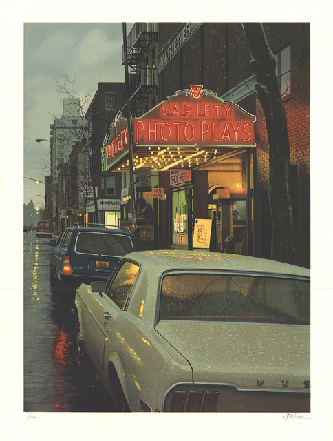 Davis Cone, 'Variety Photoplays', 1983, ArtWise