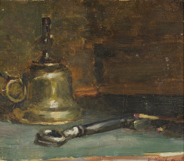 , 'Oil Lamp ,' 1888, Jill Newhouse Gallery