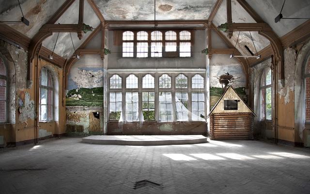 , 'Beelitz,' 2013, SIM Galeria