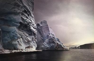 Christmas Day, December 2006, Antartica