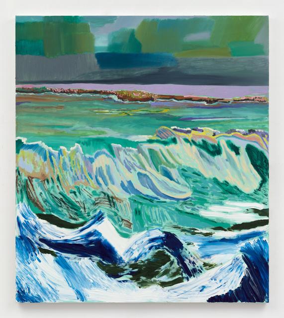 , 'The Wake,' 2019, Rachel Uffner Gallery