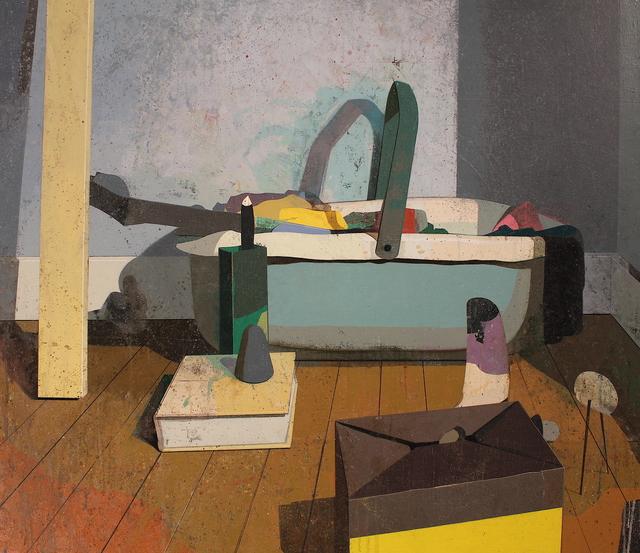 , 'Hamper,' 2019, Nüart Gallery